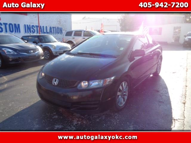 2009 Honda Civic EX Coupe 5-Speed AT with Navigation