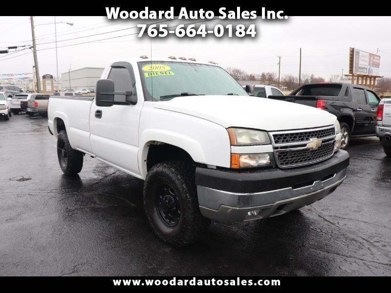 2005 Chevrolet Silverado 2500HD LS Long Bed 4WD