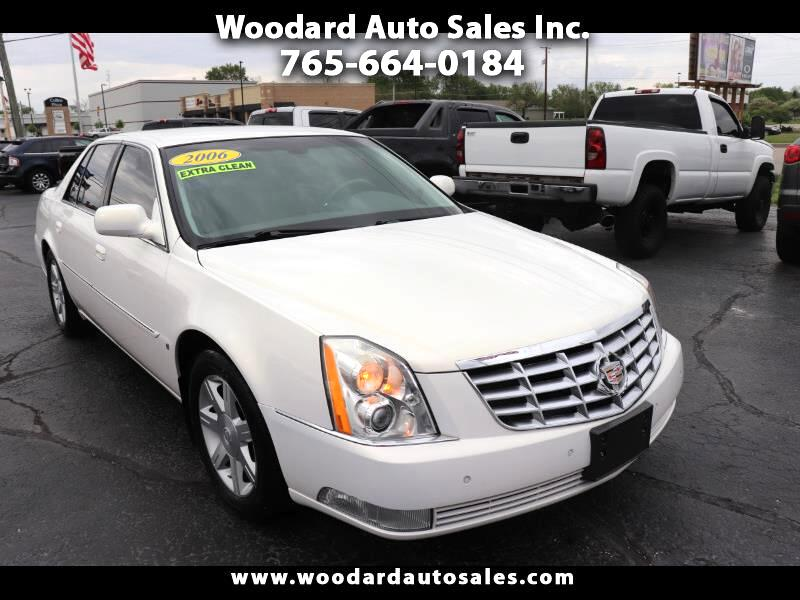 2006 Cadillac DTS 4dr Sdn Luxury I