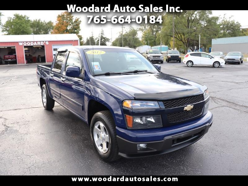 Chevrolet Colorado 1LT Crew Cab 2WD 2012