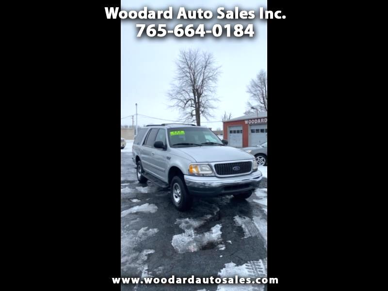 Ford Expedition XLT 4WD 2000