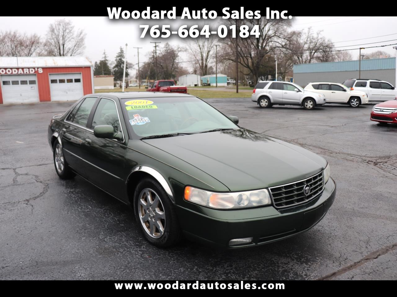 Cadillac Seville 4dr Touring Sdn STS 2001