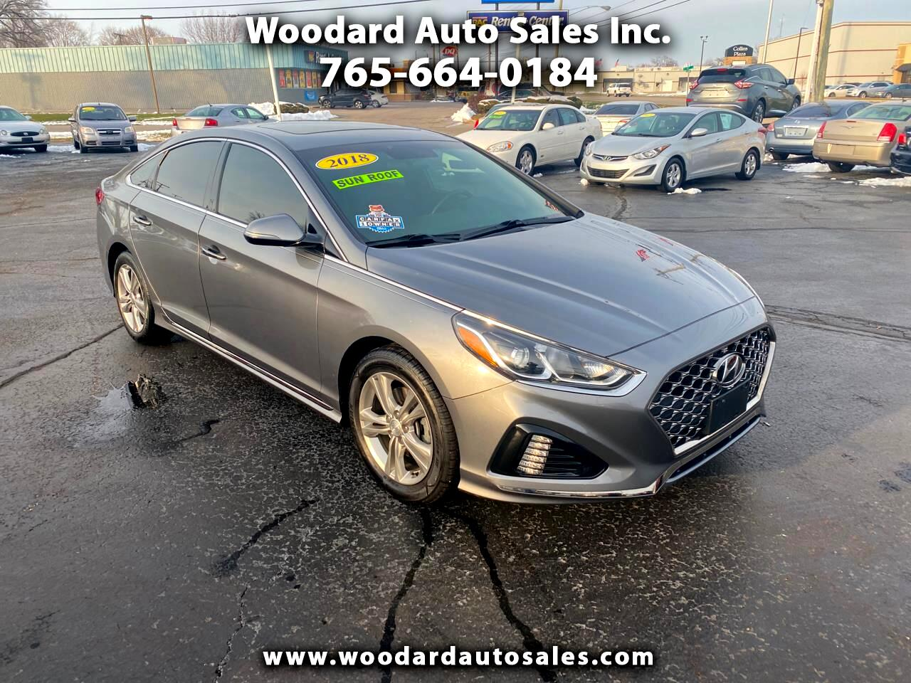 Hyundai Sonata Sport+ 2.4L 2018