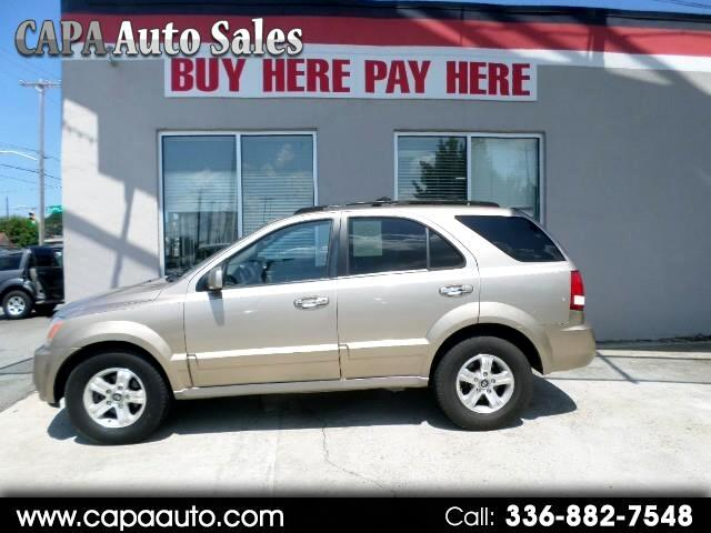 Buy Here Pay Here High Point Nc >> Used 2005 Kia Sorento For Sale In High Point Nc 27260 Capa