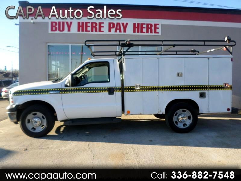 2007 Ford F-350 SD XLT 2WD