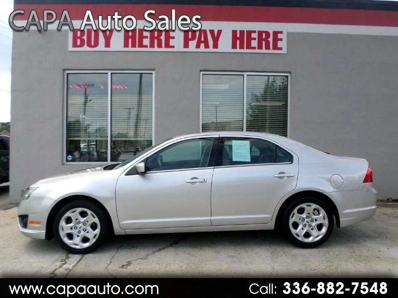Buy Here Pay Here High Point Nc >> Used 2011 Ford Fusion For Sale In High Point Nc 27260 Capa