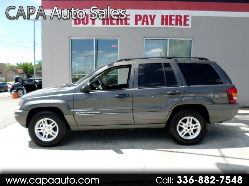 Jeep Grand Cherokee Laredo 2WD 2002