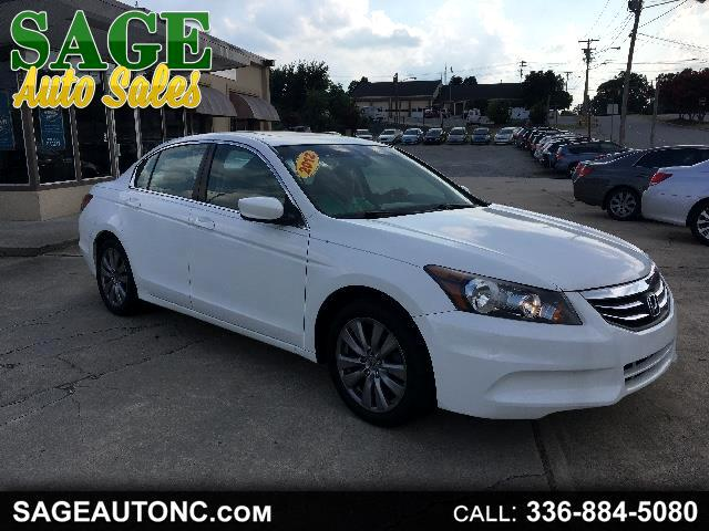 2012 Honda Accord EX sedan