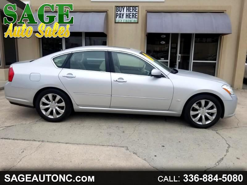 Buy Here Pay Here High Point Nc >> Used 2006 Infiniti M For Sale In High Point Nc 27260 Sage