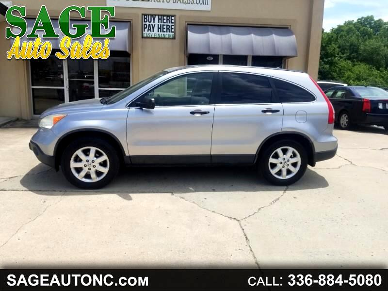 Buy Here Pay Here High Point Nc >> Used 2007 Honda Cr V For Sale In High Point Nc 27260 Sage