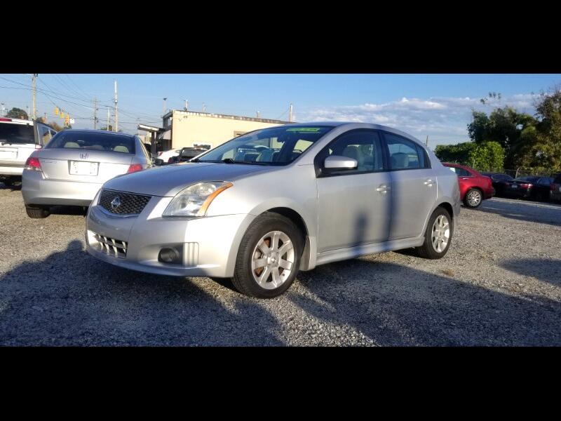 Nissan Sentra 2.0 SL 2010