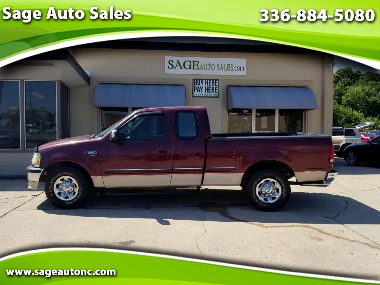 Ford F-250 SuperCab 2WD 1997