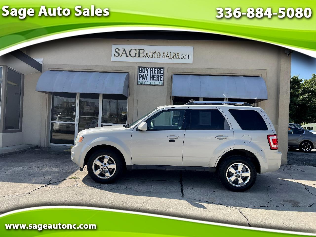 Ford Escape FWD 4dr Limited 2009