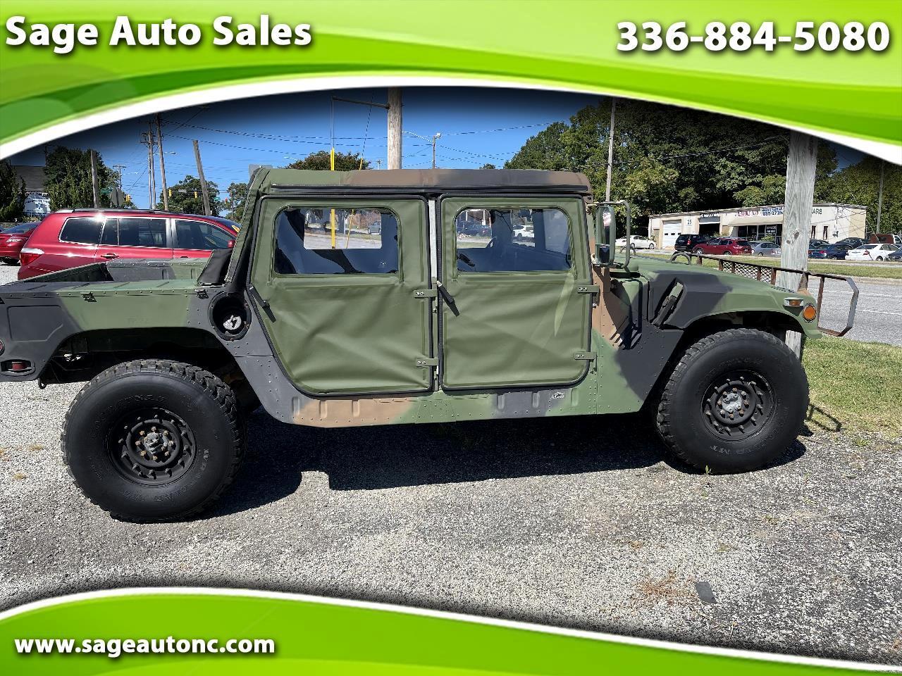 AM General Humvee  1986