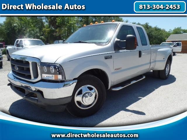2003 Ford F-350 XLT SUPERCAB DUALLY TURBO DIESEL