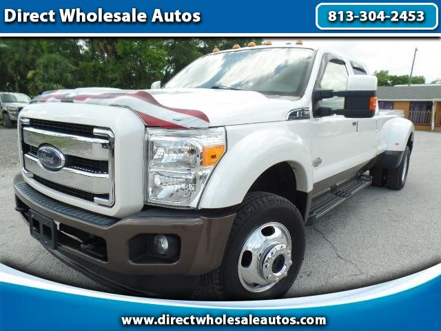 2015 Ford F-350 KING RANCH 4X4 DIESEL