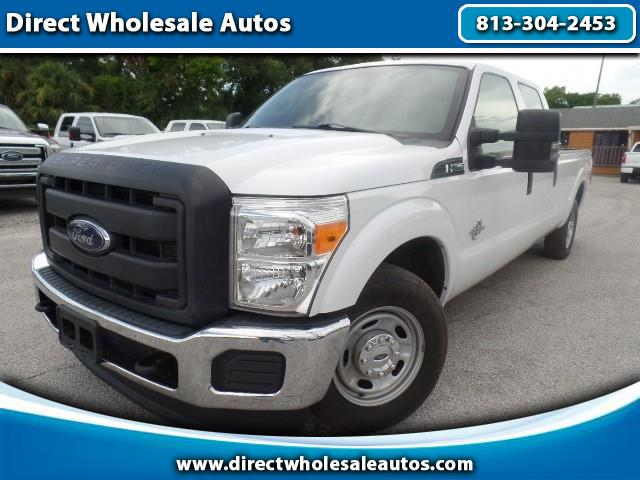 2014 Ford F-250 SD CREW CAB DIESEL 2WD  LONG BED