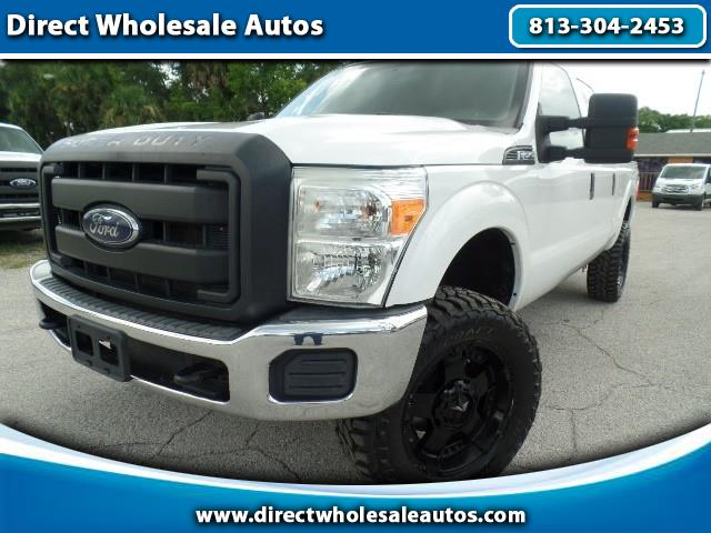 "2012 Ford F-250 XLT 4X4 DIESEL ""LIFTED"" CREW CAB"