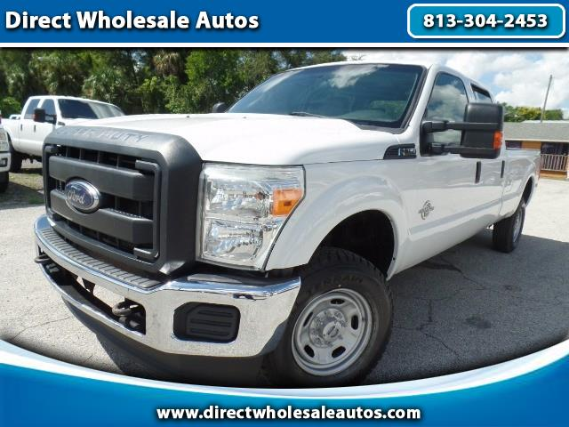 2015 Ford F-250 4X4 DIESEL CREW CAB, LONG BED