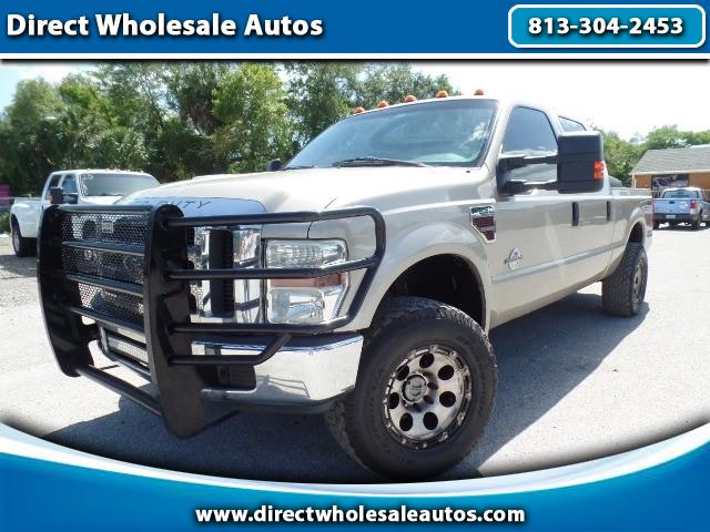 2008 Ford F-250 XLT 4X4 DIESEL EGR DELETE TUNED