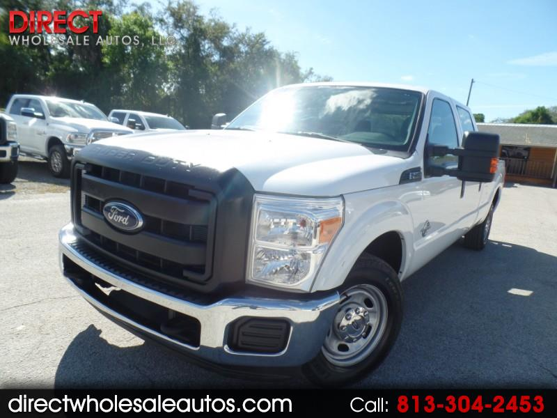 2014 Ford F-250 6.7L DIESEL CREW CAB LONG BED