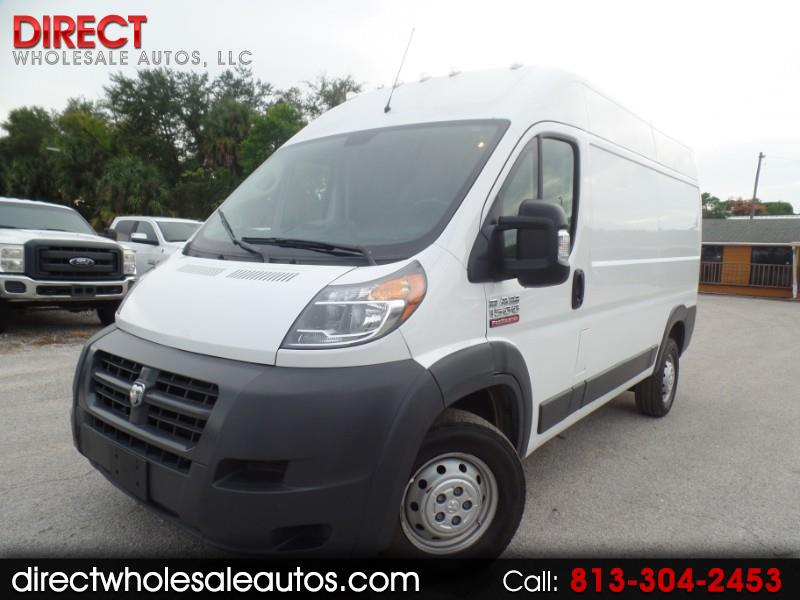 2017 RAM Promaster 1500 High Roof Tradesman 136-in. WB