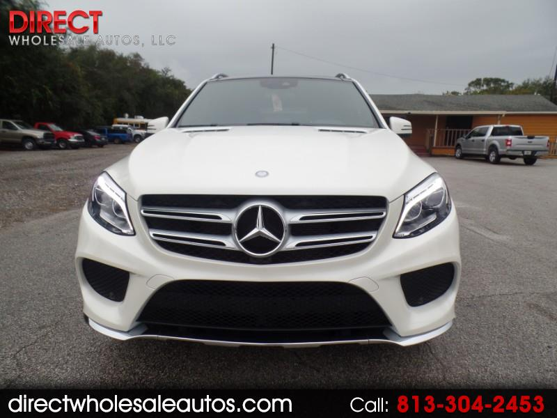 2016 Mercedes-Benz GLE-Class GLE350 SPORTS PACKAGE, AMG PACKAGE, PANORAMA ROOF