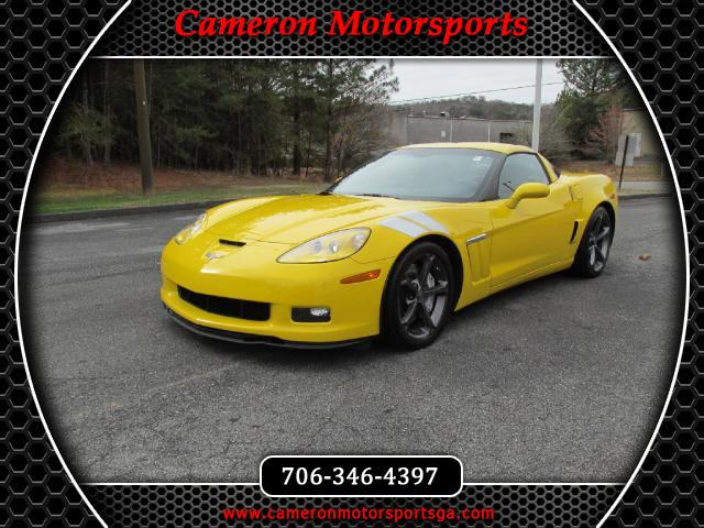 2010 Chevrolet Corvette GS LT4