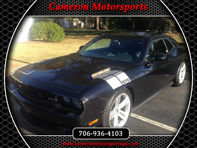 2010 Dodge Challenger Supercharged