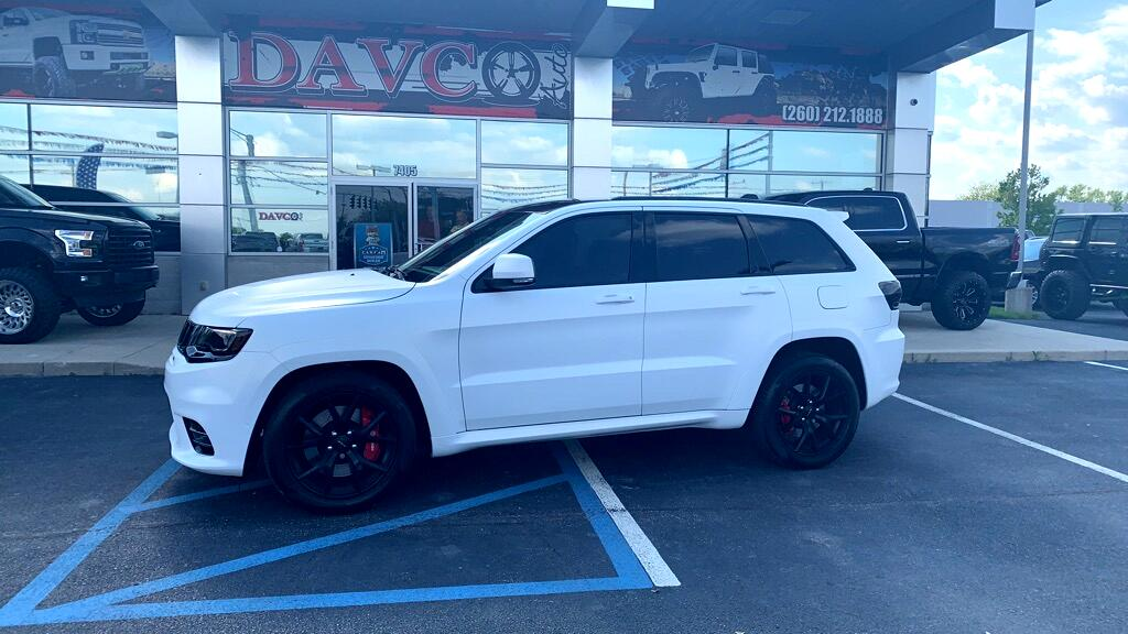 2018 Jeep Grand Cherokee SRT 4x4 *Ltd Avail*
