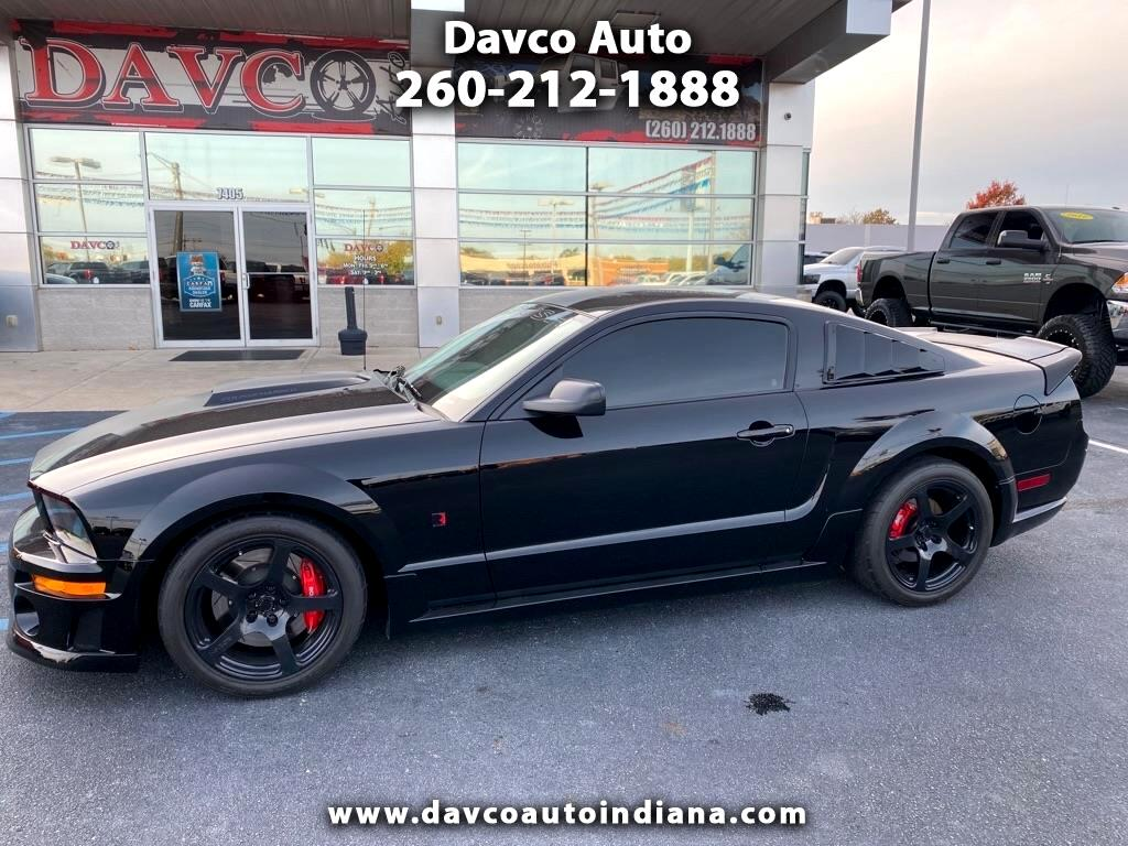 Ford Mustang Roush Coupe Supercharged 2008