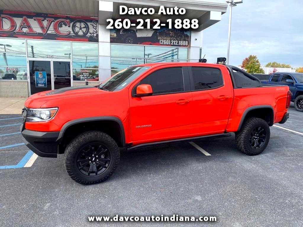 "Chevrolet Colorado 4WD Crew Cab 128.3"" ZR2 2019"