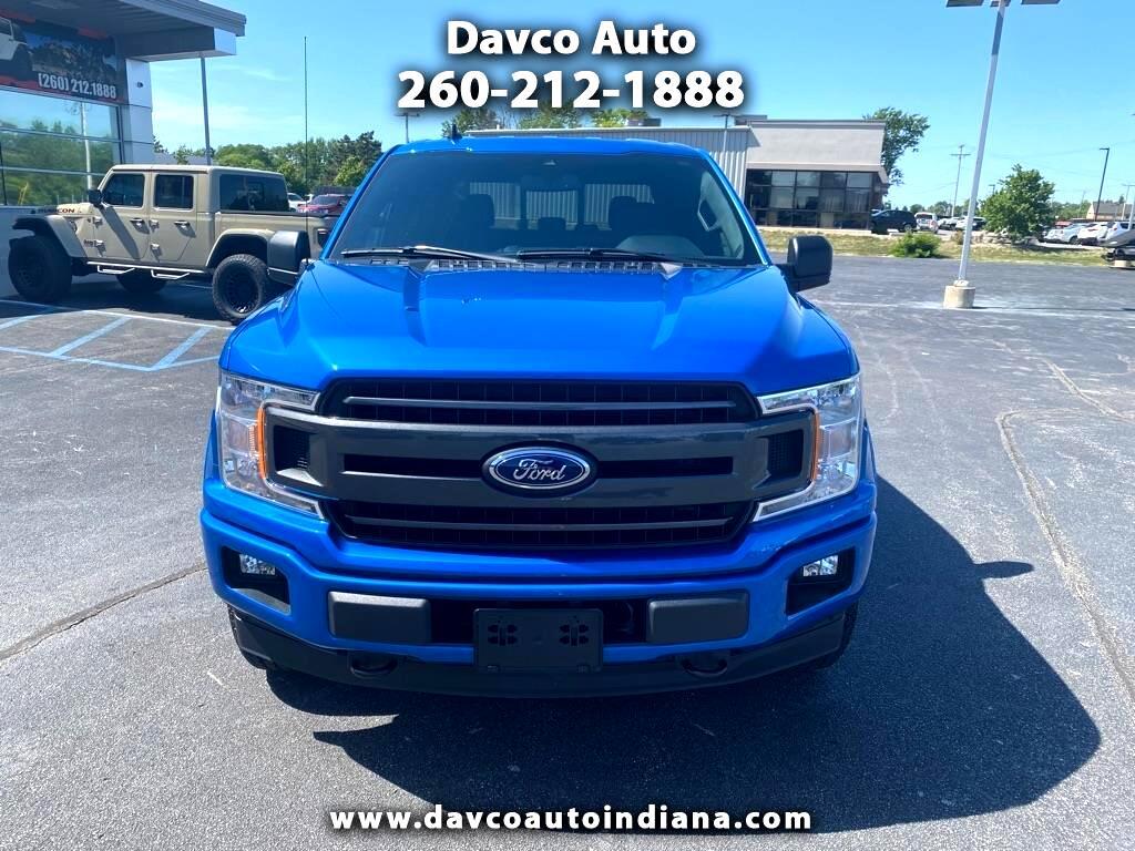 "Ford F-150 4WD SuperCrew 145"" XLT 2020"