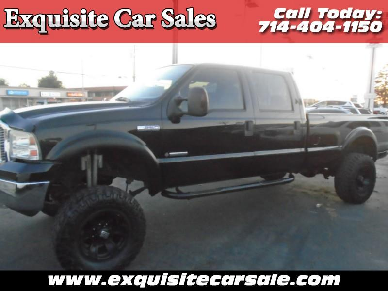 2005 Ford F-250 SD Lariat Crew Cab Long Bed 2WD