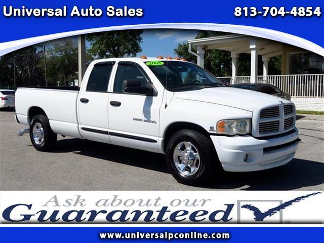2005 Dodge Ram 3500 SLT Quad Cab Long Bed 2WD