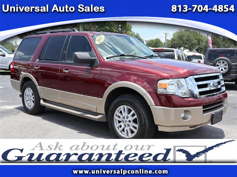 Ford Expedition King Ranch 2WD 2012