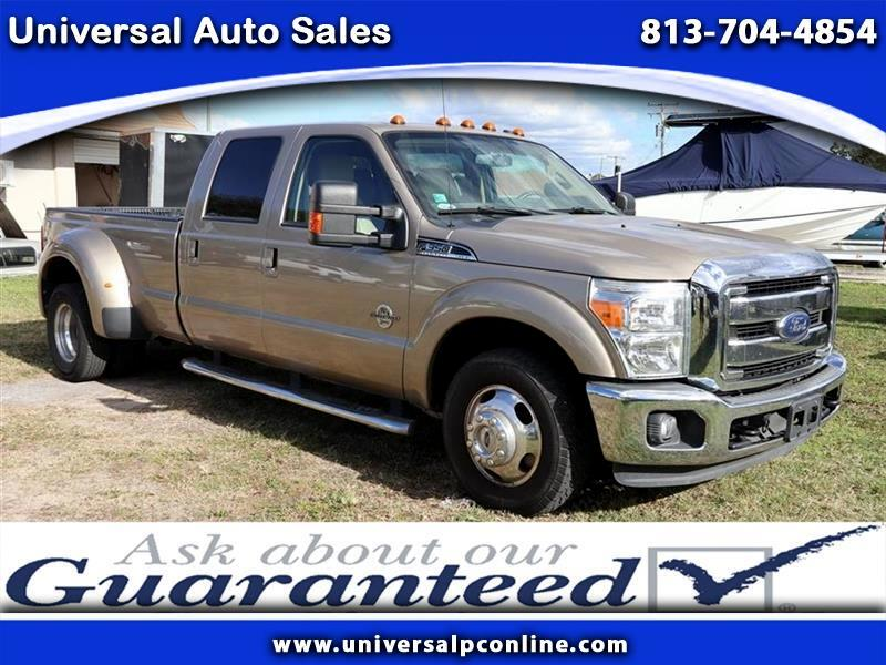 Ford F-350 SD Lariat Crew Cab Long Bed DRW 2WD 2014