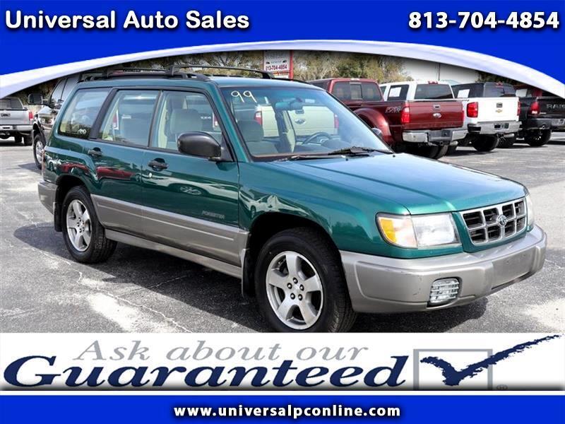 Subaru Forester S 1999