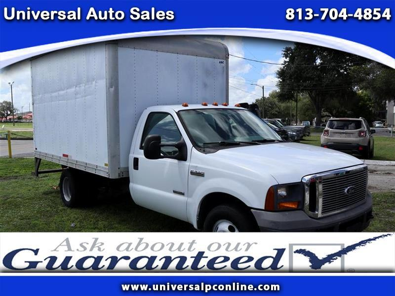 Ford F-350 SD XL 2WD DRW 2005