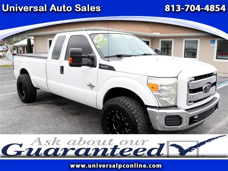 Ford F-250 SD XL SuperCab 2WD 2012