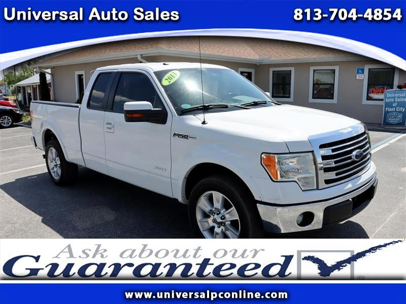 Ford F-150 Lariat SuperCab 6.5-ft. Bed 2WD 2013
