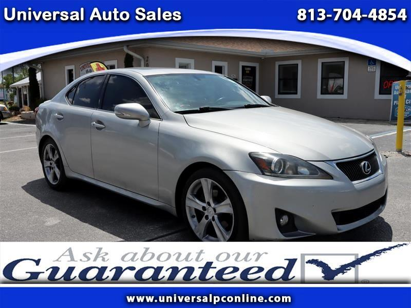 Lexus IS 250 RWD 2011