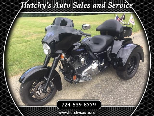 Harley-Davidson FLHXXX  2010