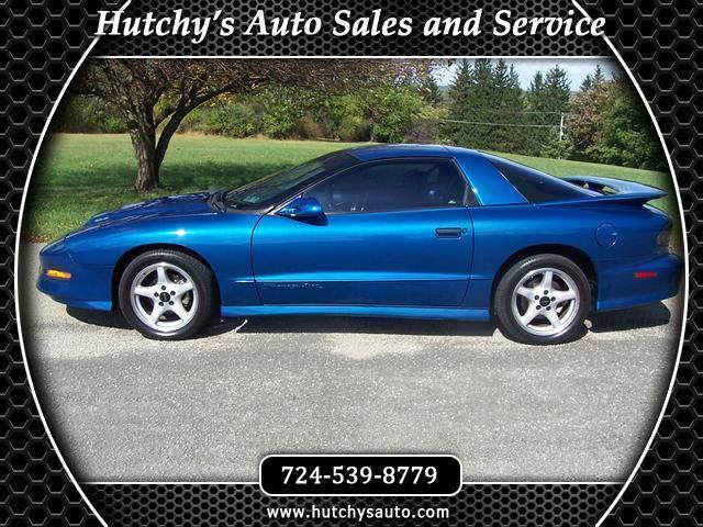 Pontiac Trans Am Coupe 1996