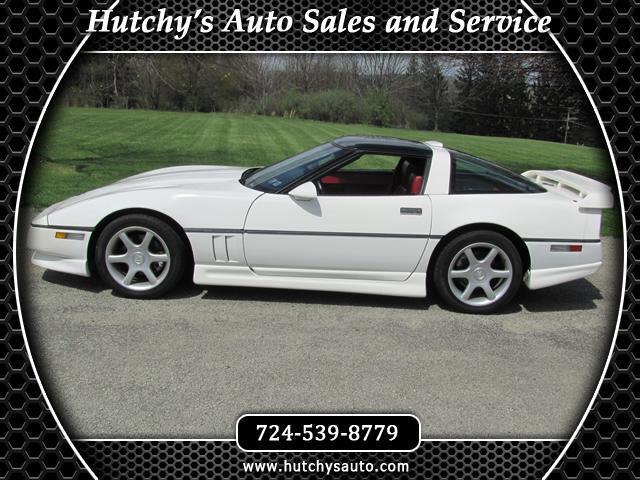 Chevrolet Corvette Coupe 1988