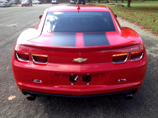 2012 Chevrolet Camaro 2SS Coupe