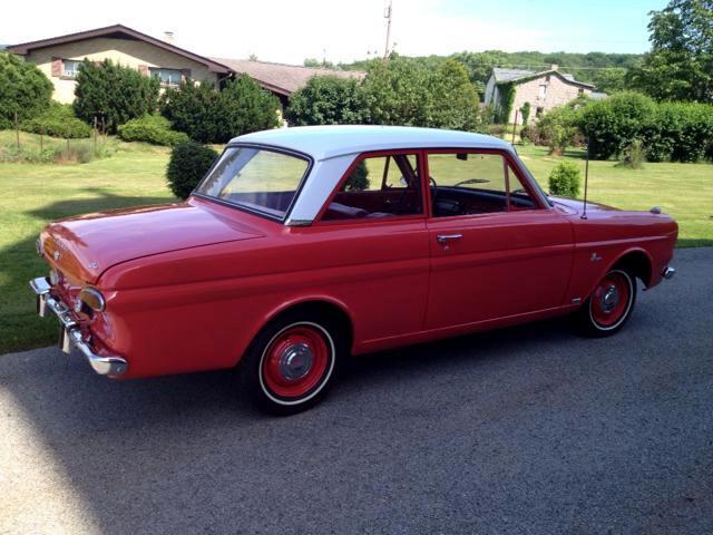 1964 Ford Custom Taunnus