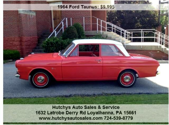 Ford Custom  1964