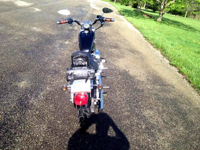 1998 Harley-Davidson XL 1200C