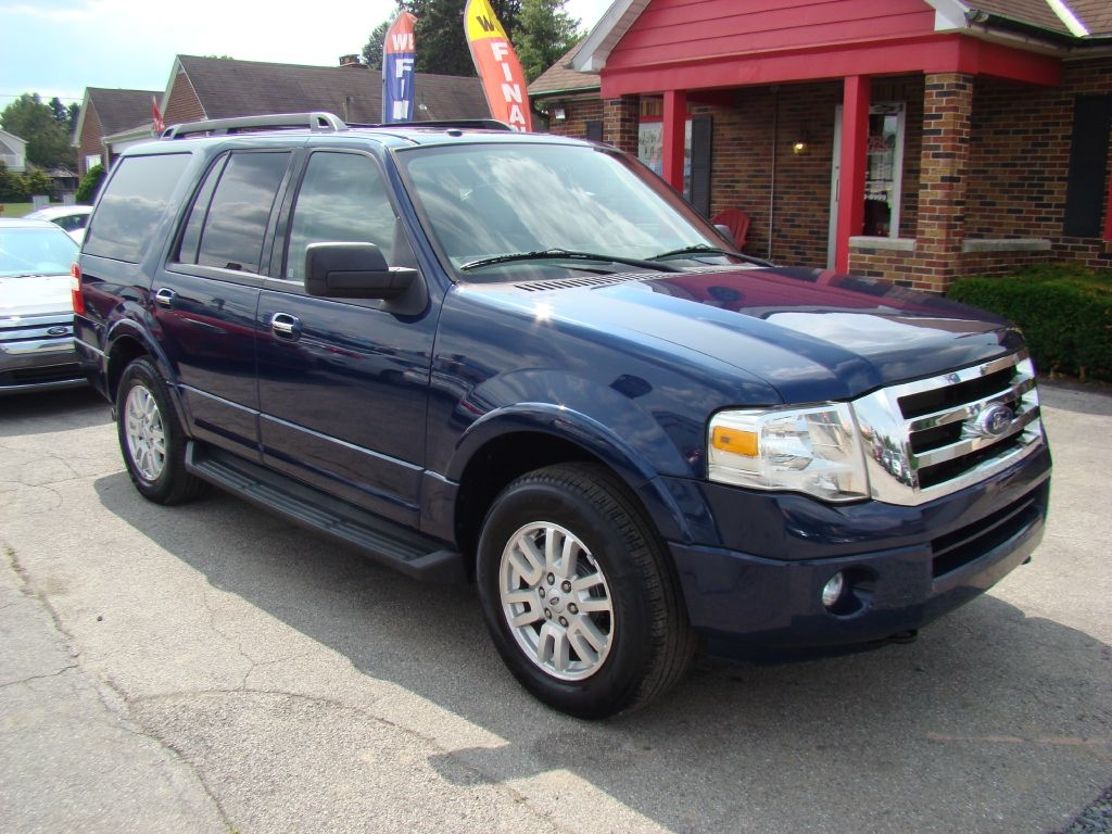 2011 Ford Expedition King Ranch 4WD